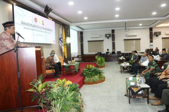 Mantan Napiter: Waspadai mahasiswa yang sikapnya berubah