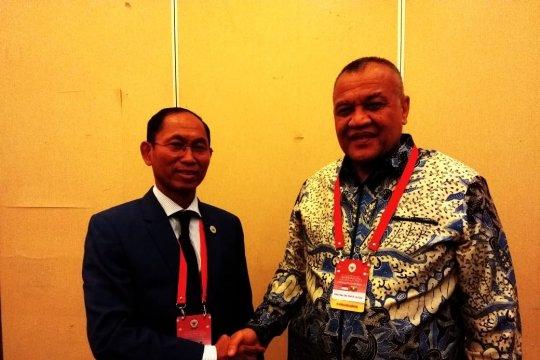 Pemerintah Indonesia upayakan pengampunan dua nelayan Aceh di Myanmar