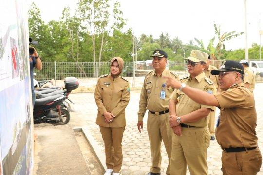Imigrasi Tawau kunjungi lokasi pembangunan PLBN di Seimenggaris