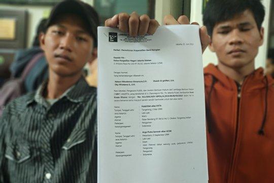Kuasa hukum pengamen korban salah tangkap hadirkan empat saksi