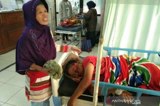 Dua korban tertabrak mobil slalom kritis di RSUD Garut