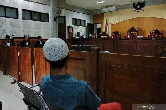 Mantan penghuni rutan mengakui berikan uang ke terdakwa Kompol Tuti