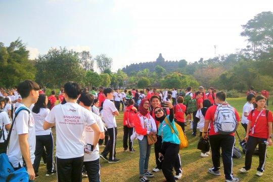 Penutupan ASG 2019 suguhkan keindahan Borobudur