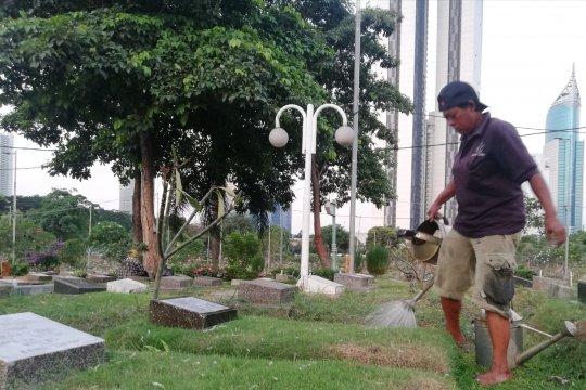 Di 16 TPU Jakarta ini tak boleh bikin petak makam baru