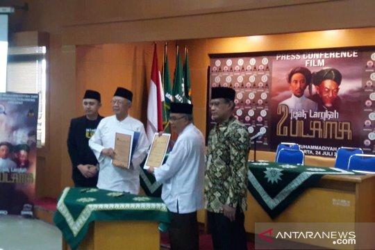 "Ponpes Tebuireng- PP Muhammadiyah garap ""Film Jejak Langkah 2 Ulama"""