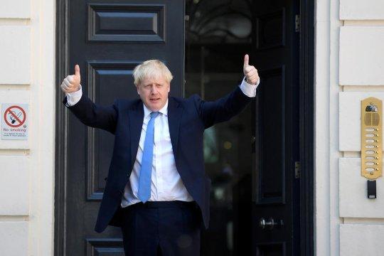 Johnson, PM Inggris baru ambil kemudi ekonomi menuju perlambatan