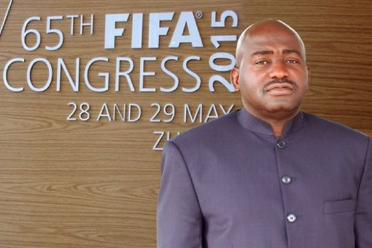 Tilep dana Ebola, FIFA skors mantan bos bola Liberia