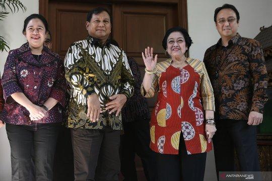 Memaknai pertemuan Megawati-Prabowo