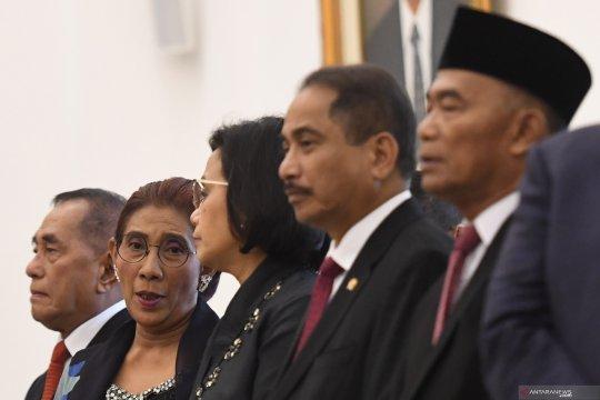 Tiga menteri perempuan patut dipertahankan Jokowi