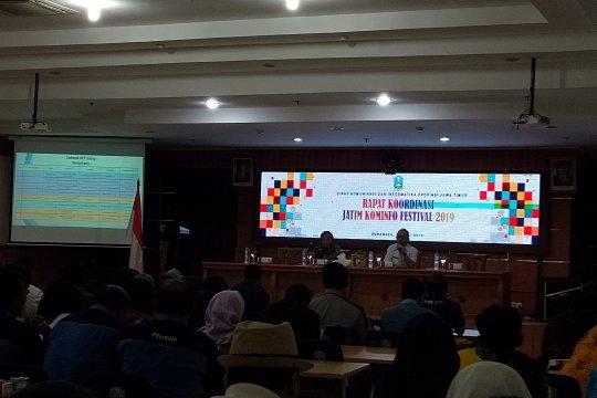 Pekan KIM Jatim 2019 usung misi pemberdayaan literasi media