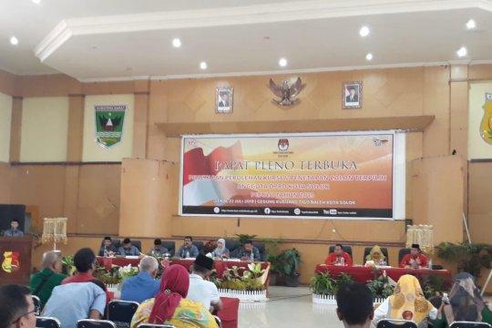 Wajah baru dominasi anggota DPRD Kota Solok 2019-2024