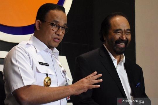 Fraksi NasDem tetap kritisi Anies di pemerintahan