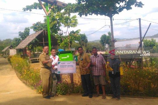 Antam salurkan bantuan untuk pengembangan wisata Danau Laet Sanggau