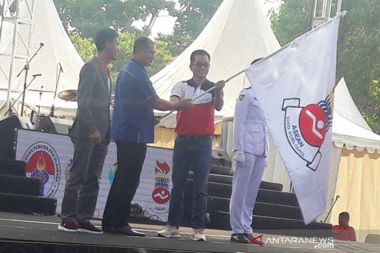 ASEAN Schools Games 2019 ditutup Gubernur Jateng di Borobudur