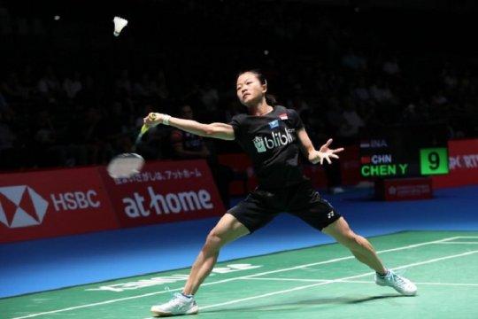 Fitriani kandas di babak pertama Denmark Open