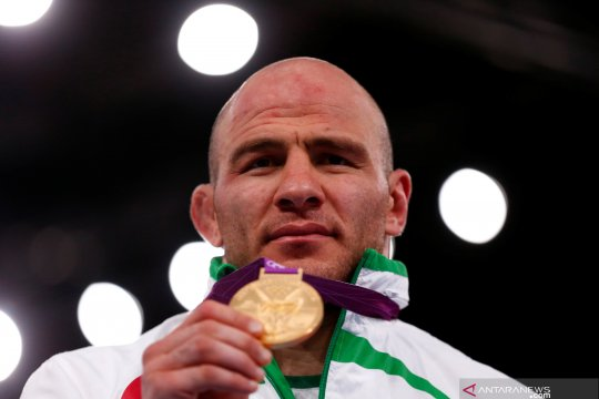 Terbukti doping, medali emas Olimpiade pegulat Uzbekistan ditarik
