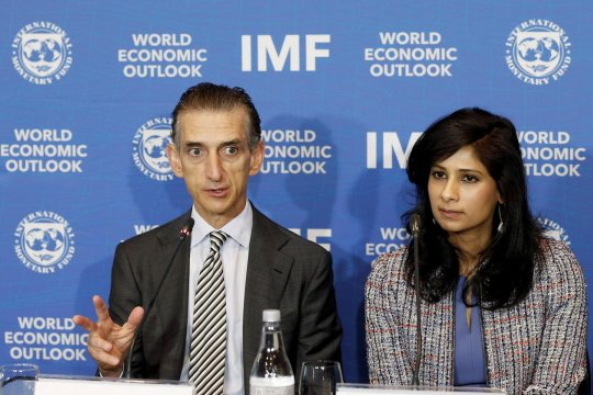 IMF: Pertumbuhan perdagangan global kuartal I paling lambat sejak 2012
