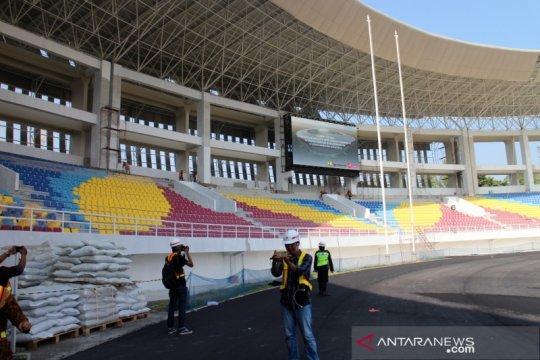 Renovasi Stadion Manahan Solo capai 83 persen