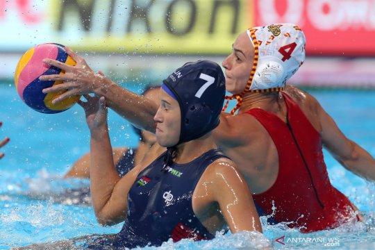 AS bertemu Spanyol pada final polo air putri