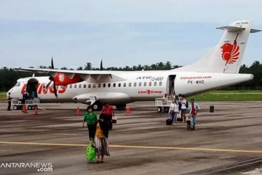 "Cuaca tak dukung, Wings Air ""cancel"" penerbangan Jambi-Muara Bungo"