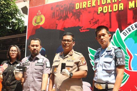 Jaringan pemasok sabu Nunung dicurigai besar