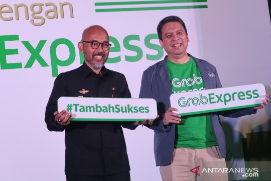 GrabExpress-Bekraf latih 400 pelaku UMKM