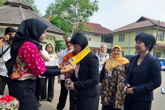 Kemensos sambut kunjungan perwakilan Kementerian Sosial Singapura