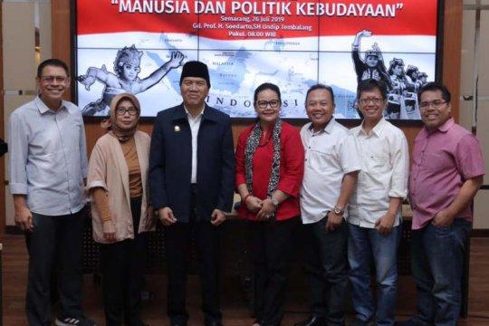 Alumni FIB: Manusia subjek utama politik kebudayaan Indonesia
