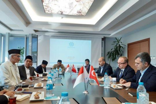 NU sepakati kerja sama pendidikan dengan Yayasan Maarif, Turki