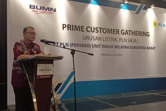 PLN diminta dukung industri pariwisata Sumbar