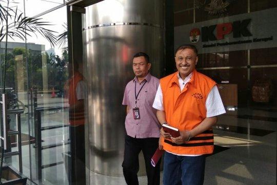 Anggota DPR Markus Nari segera disidang terkait kasus KTP-e