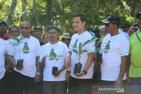 INPEX dukung penanaman 1.000 pohon di Tanimbar
