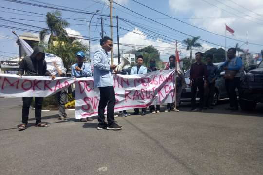 Pengadilan Tinggi: Perkara banding KPU Palembang tanpa intervensi