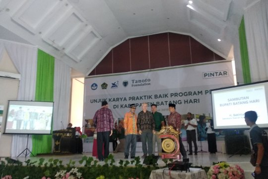 26 sekolah di Batang Hari pamerkan praktik baik pendidikan