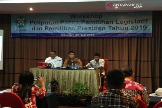 Dewan Pers gelar workshop peliputan pascapemilu di Kendari