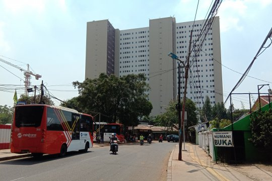 Jakarta butuh banyak rusunawa bagi masyarakat urban