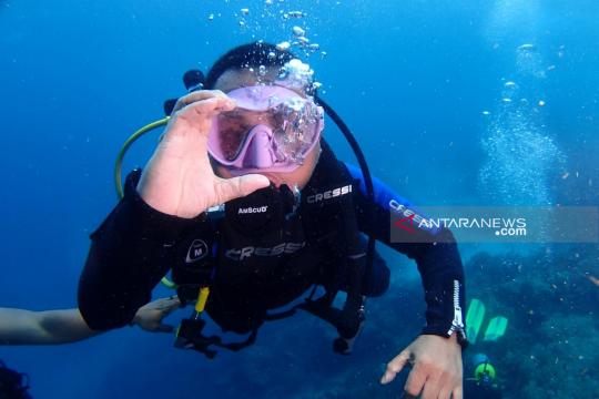 Pemkab akan evaluasi pengelolaan destinasi wisata Pulau Saronde