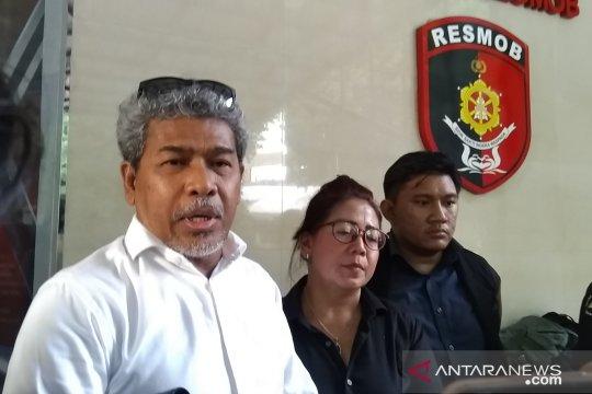 Kuasa hukum ajukan permohonan penangguhan penahanan Kriss Hatta