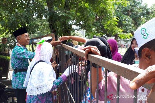Daftar tunggu haji Sulteng sampai 18 tahun