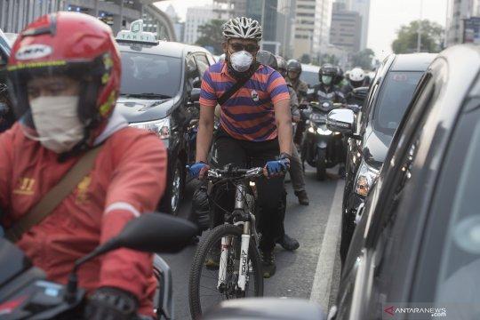 Pakar: Kota berkembang dapat desain transportasi untuk tekan emisi