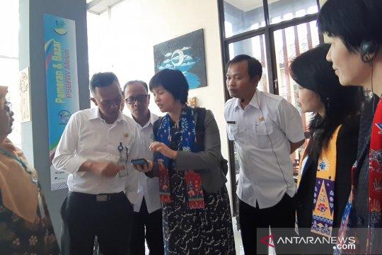 Perwakilan Singapura apresiasi pelatihan vokasi disabilitas Indonesia