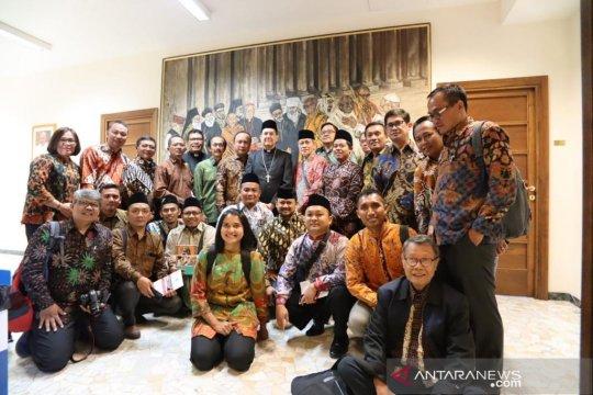 Indonesia, Vatikan lakukan dialog lintas agama