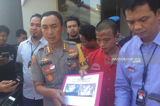 Polrestabes Surabaya ringkus komplotan perampok spesialis minimarket