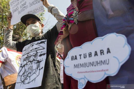 Aksi selamatkan udara Jawa Barat