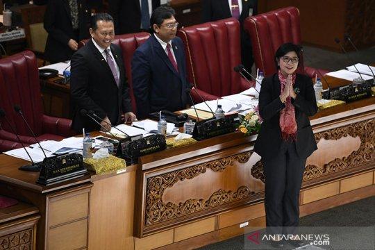 "DPR ""ketok palu"" Destry Damayanti jadi Deputi Gubernur Senior BI"