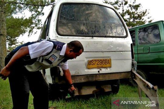 Dishub Jayawijaya amankan enam mobil untuk timbun BBM