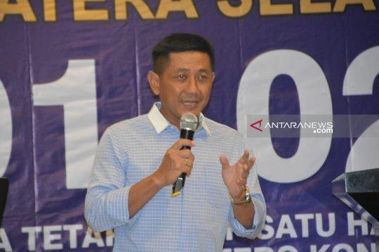 Komandan Korem 044/Garuda Dempo: Masyarakat tetap waspada usai Pemilu