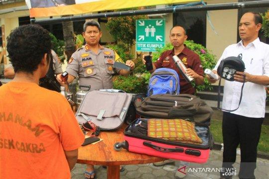 Pencuri di beberapa tempat ibadah diringkus polisi
