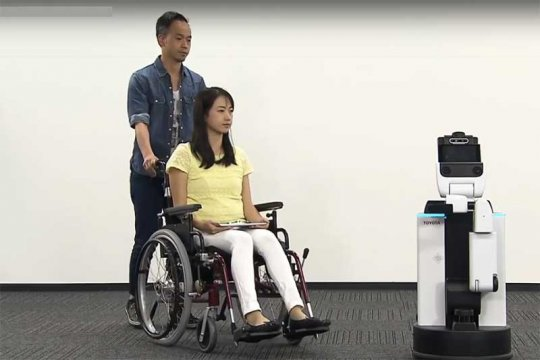 Mengenal robot-robot Olimpiade 2020 yang disiapkan Jepang