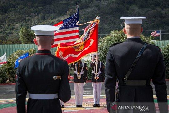 16 marinir AS ditangkap terkait dugaan perdagangan manusia